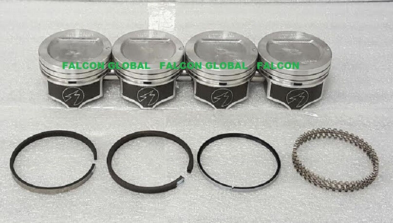 Mercruiser  L Pistons And Rings