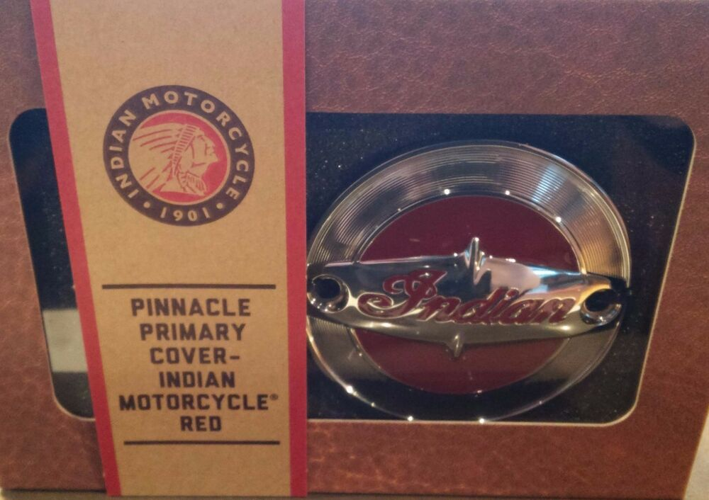 Chopper Primary Cover : Genuine indian motorcycle pinnacle primary cover