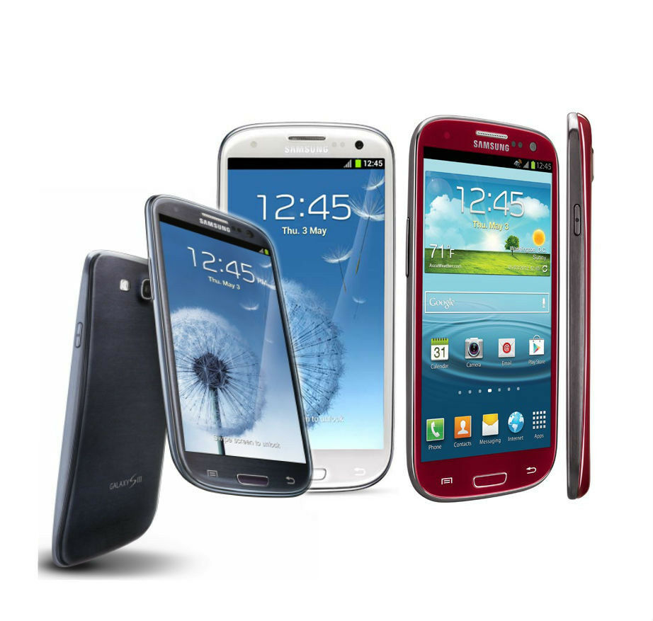 samsung galaxy s iii sgh i747 4g lte 16gb unlocked. Black Bedroom Furniture Sets. Home Design Ideas