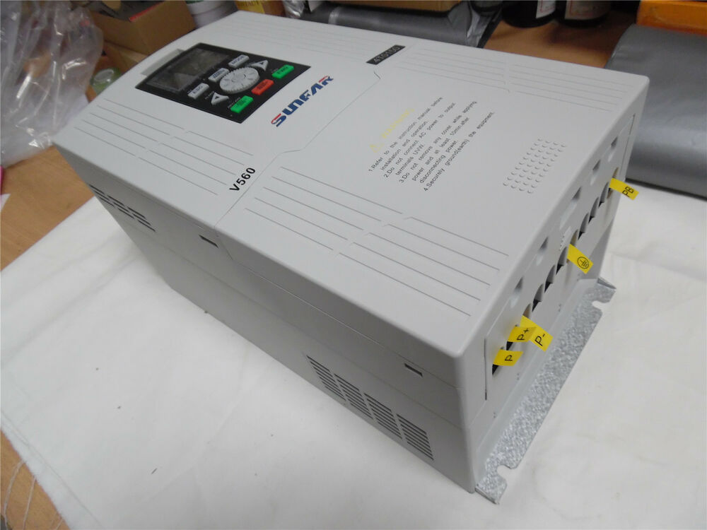 15kw 20hp cloose loop variable frequency driver vfd for 3 phase motor inverter