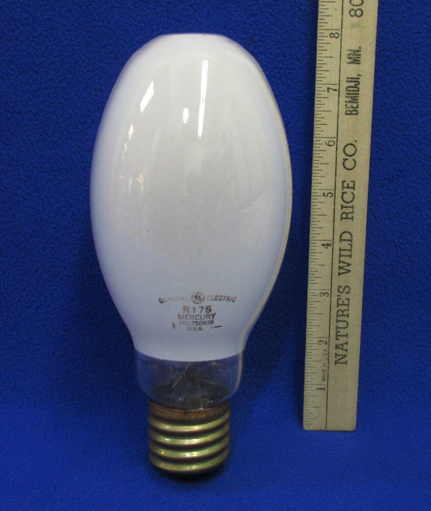 General Electric Led Bulbs: 175 Watt Light Bulb General Electric White Vapor Bulb