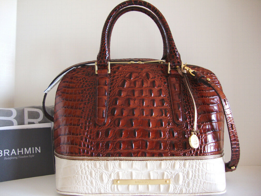 Brahmin believes that the handbag makes the outfit. Since , they have been creating handbags and accessories that combine inspired functionality, quality materials, and standout style.