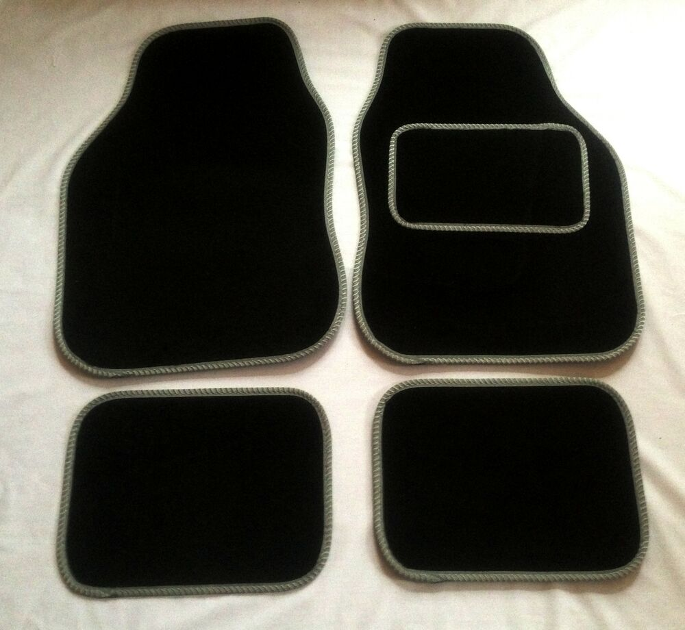 Audi Rs4 Lease Deals: Black & Grey Car Mats For Audi A1 A2 A3 A4 TT