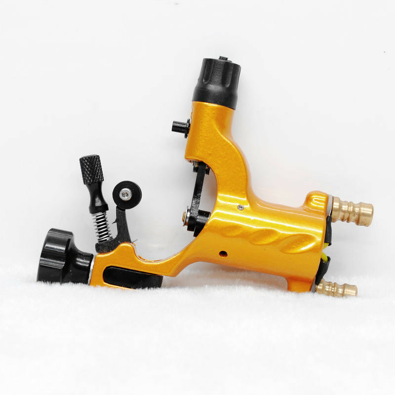 New yellow dragonfly professional rotary liner shader for Professional tattoo guns