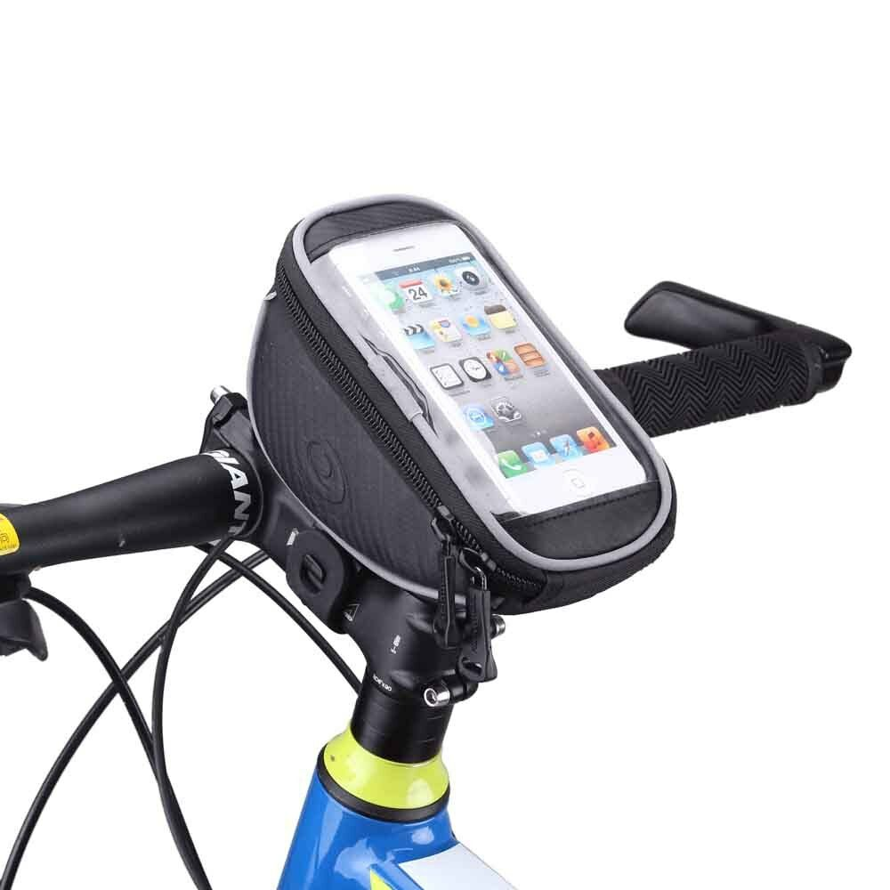 Roswheel Bicycle Handlebar Bag Bike Cycling Front Frame