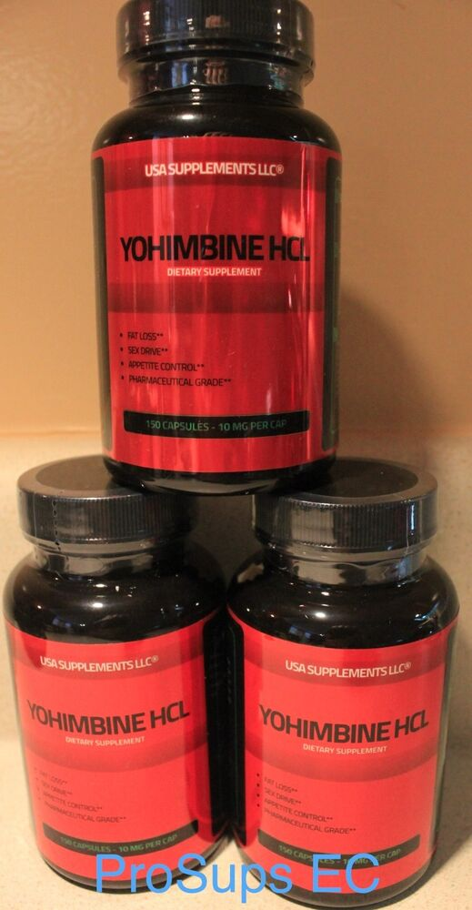 how to get yohimbine hcl in canada