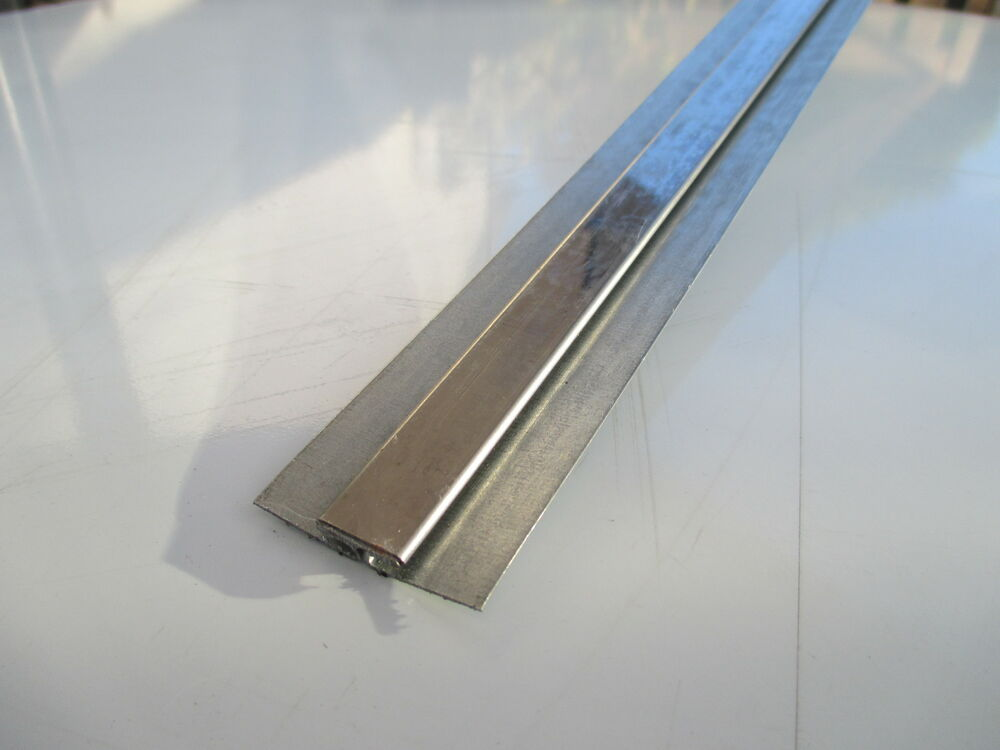 Stainless Steel Wall Cladding Sheet Divider Bar Jointing