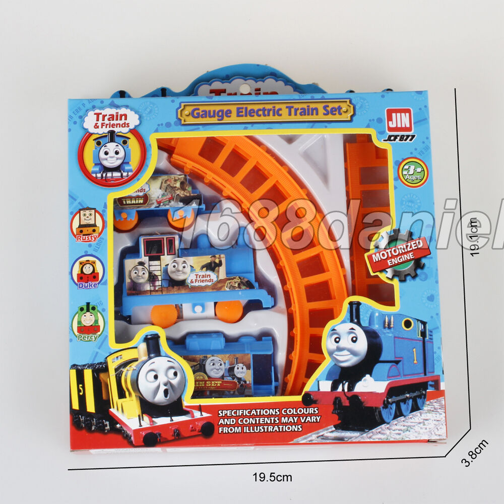 thomas and friends orbital electric train set for kids toys free shipping usa ebay. Black Bedroom Furniture Sets. Home Design Ideas