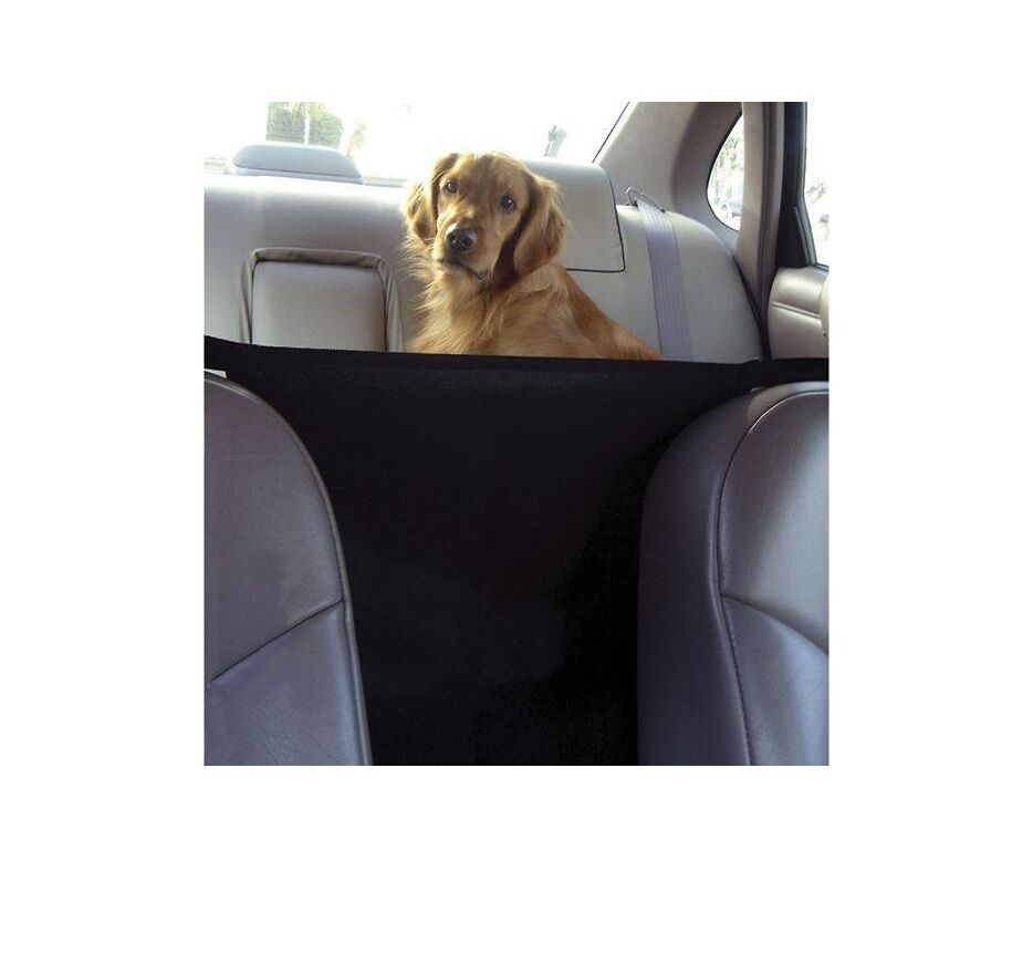 Front Seat Safety Barrier For Dogs Fits Most Cars With A