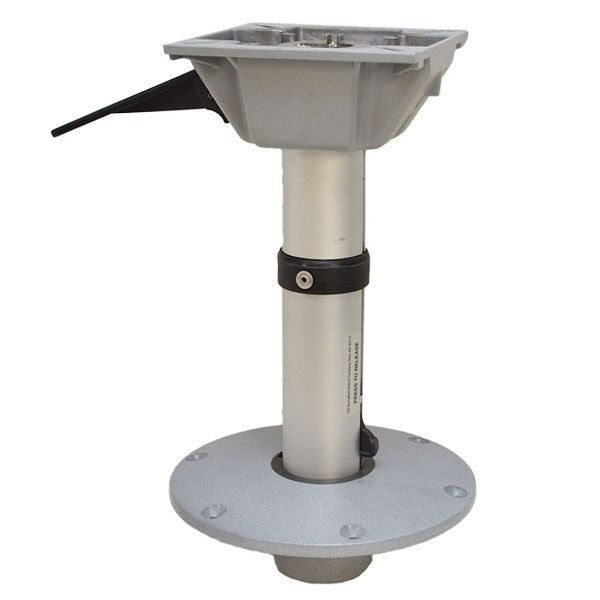 Springfield Boat Pedestal Seat Parts : Springfield inch fixed height boat seat pedestal