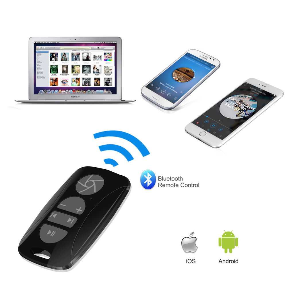 how to bluetooth music from android to iphone for ios android smartphones tablet bluetooth remote 20754
