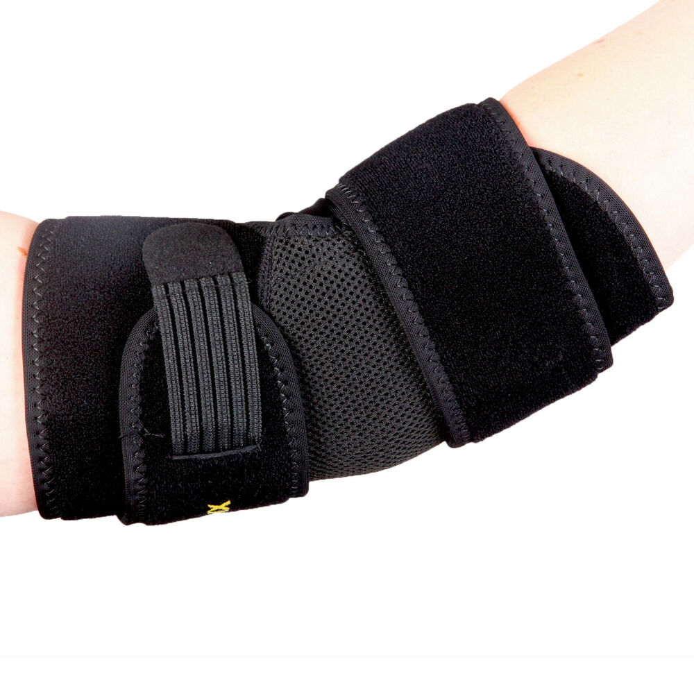 Gallant Tennis Elbow Support Brace Adjustable Golfers ...