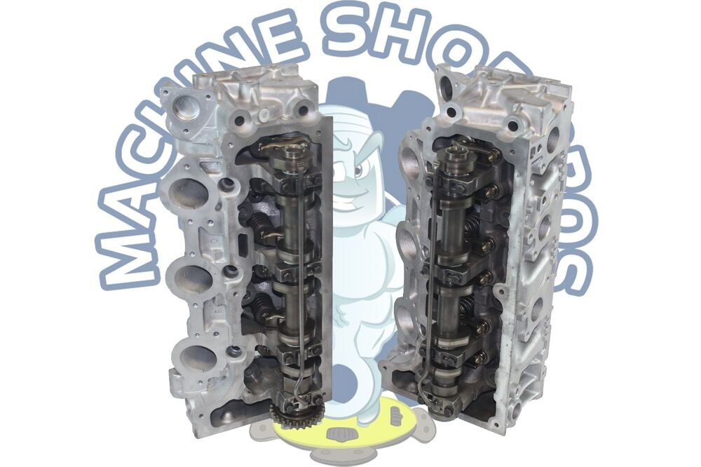 ford explorer ranger 4 0 v6 sohc cylinder heads pair. Black Bedroom Furniture Sets. Home Design Ideas