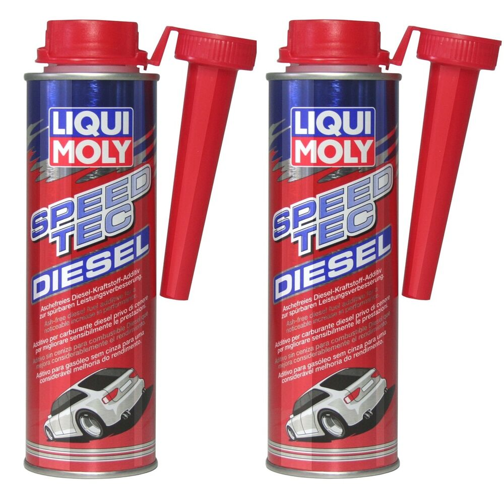 2x liqui moly speed tec diesel 250ml liquimoly 3722 ebay. Black Bedroom Furniture Sets. Home Design Ideas