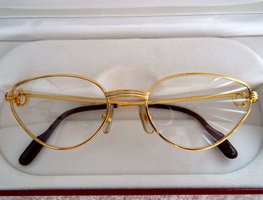 de9f010c4f Authentic Cartier Glasses