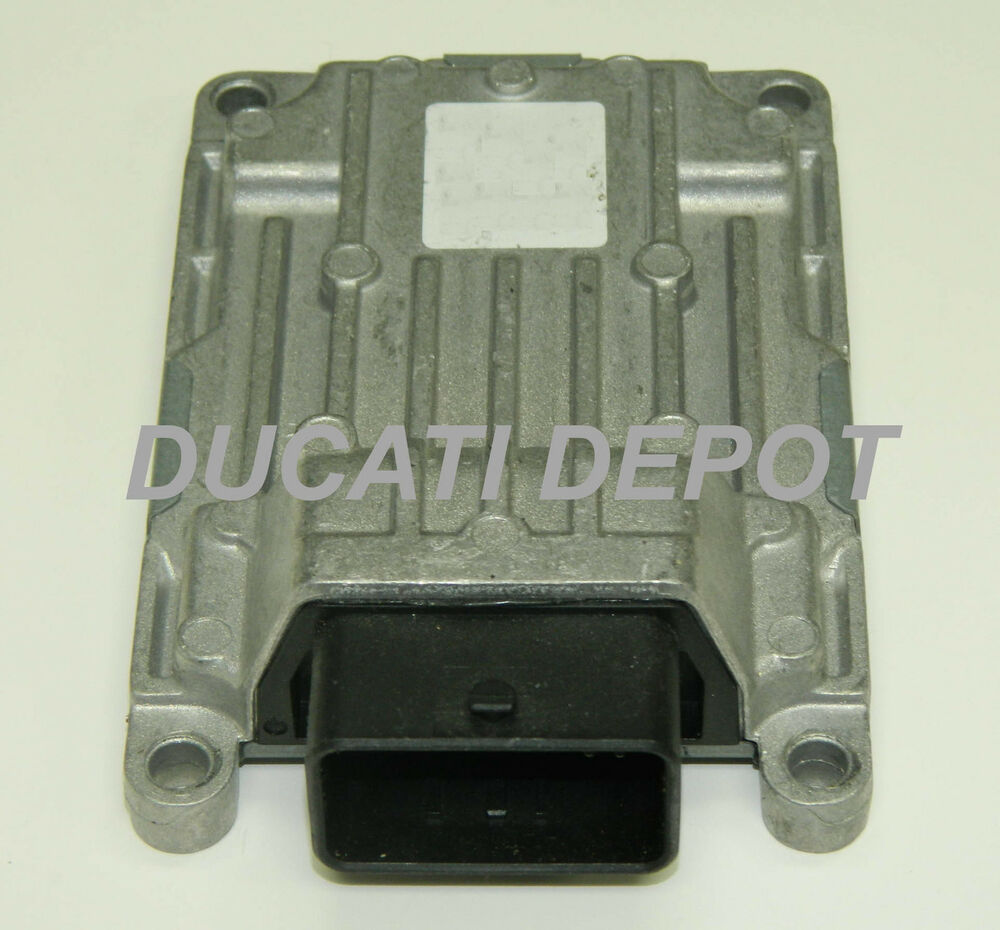 Ducati Performance Ecu
