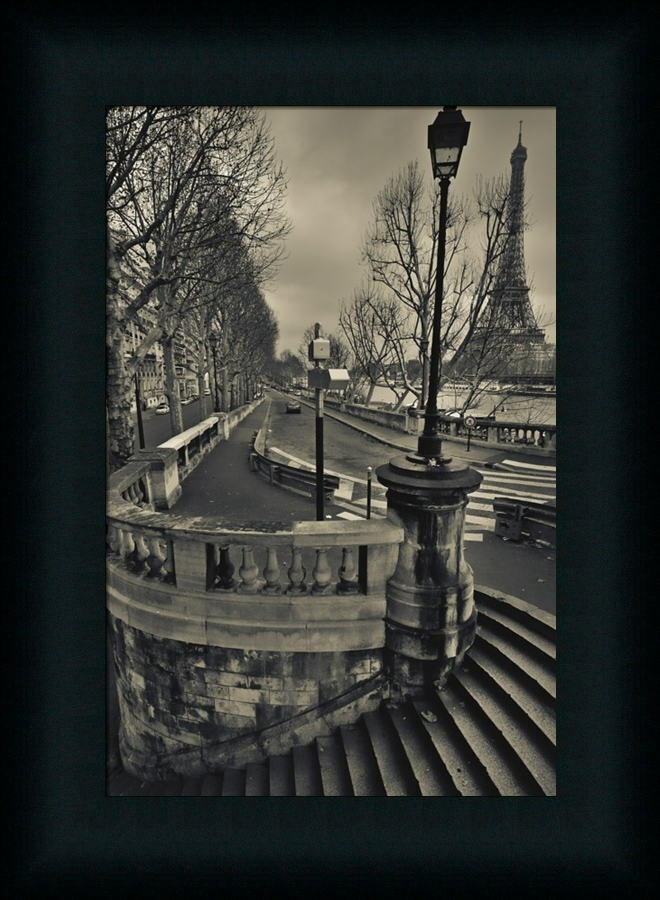 Paris france monochromatic photography framed art print for Art and decoration france