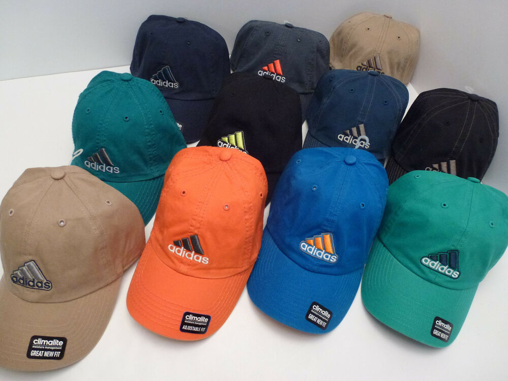 508a7e56 ADIDAS Baseball Hat *Weekend Warrior/Ultimate Cap* Various Color  *Adjustable Fit | eBay