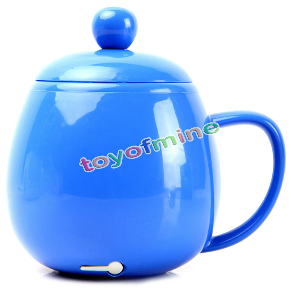 Free Shipping Blue Usb Electric Kettle Coffee Tea Water
