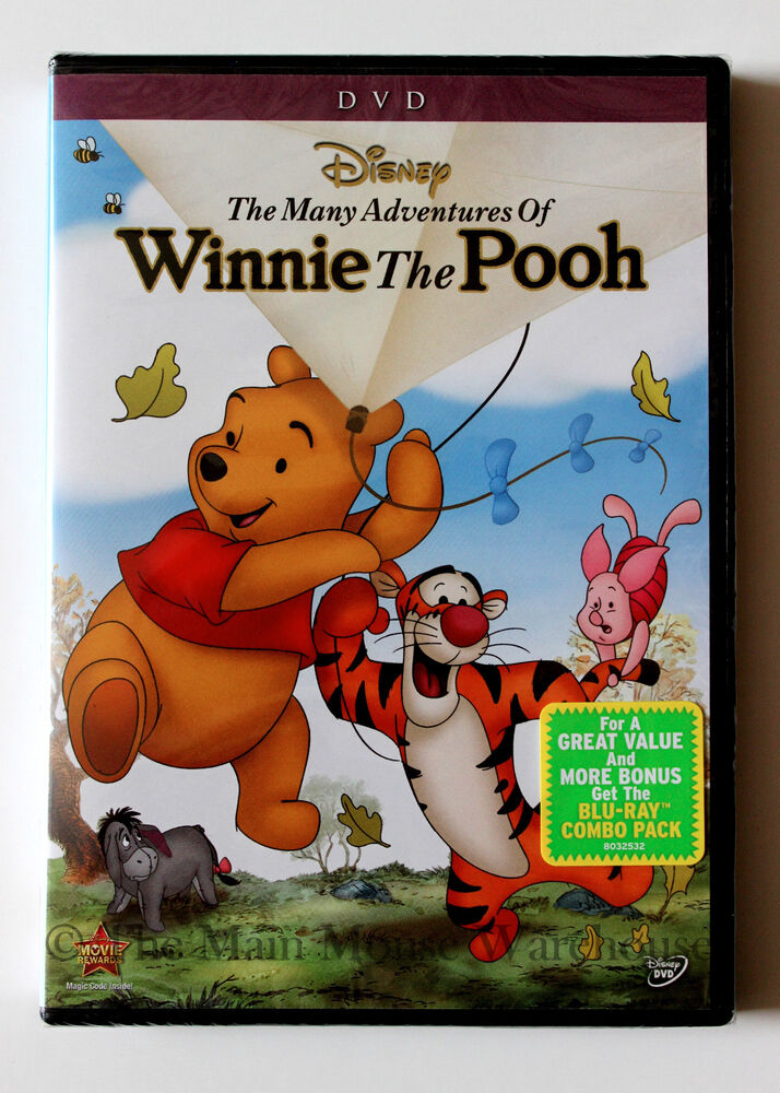 Disney The Many Adventures of Winnie The Pooh Original ...