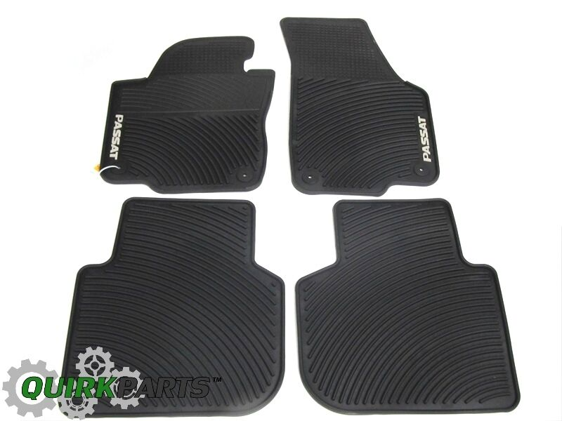 Vw Volkswagen 2012 2017 Passat Nar Rubber Monster Floor