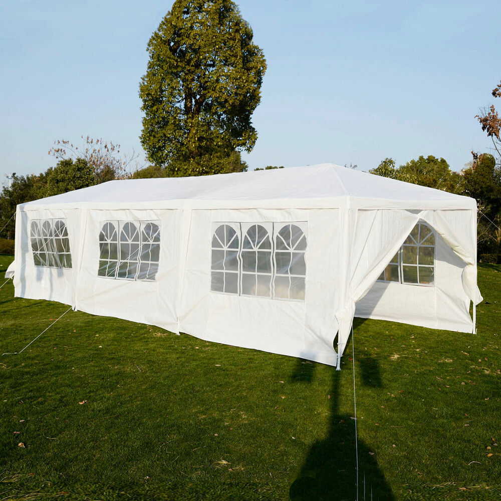 Wedding Tent 10 X30 Canopy Outdoor Party Gazebo Pavilion