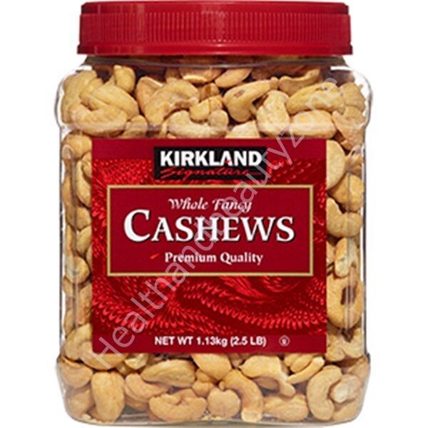cashews costco kirkland nuts signature whole fancy snacks roasted salted cashew gift cards lbs mixed lb unsalted jar candy card