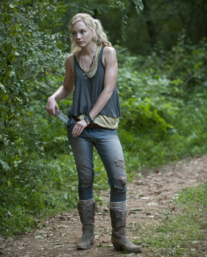 Are daryl and beth dating in real life 9
