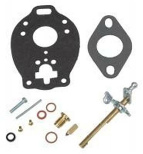Ford Tractor Carb Kits : Ford naa jubilee tractor basic carb carburetor kit