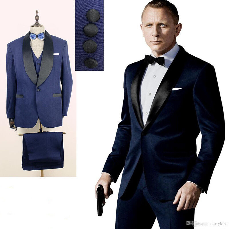 Wedding Suits: Wedding Suits For Men Formal Suit Groom Tuxedos Tailcoat
