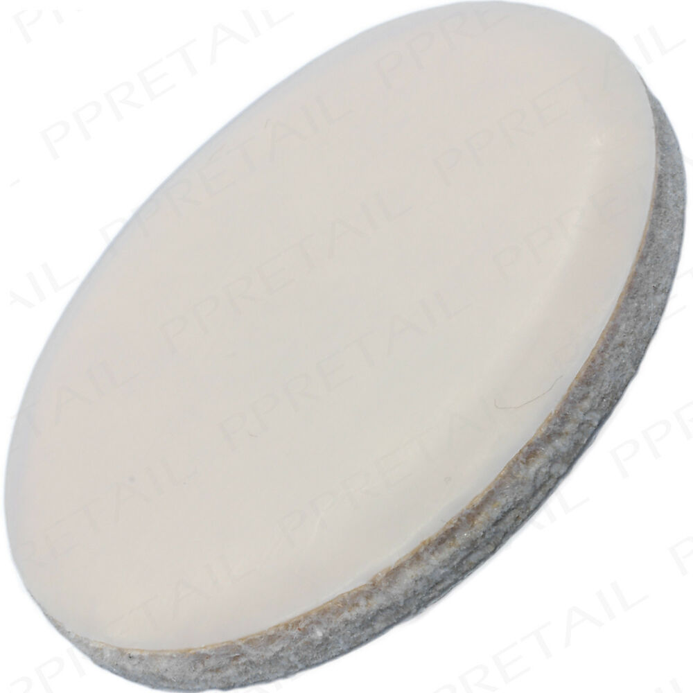 Teflon Furniture Glide High Quality Vinyl Laminate Round