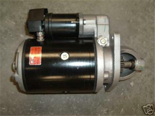 Ford 4600 Diesel Tractor Parts : D nn ce dsl starter fits ford
