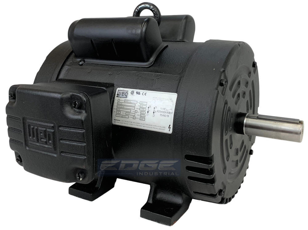 New 5 Hp 184t Frame Electric Motor Replaces Baldor L1430t