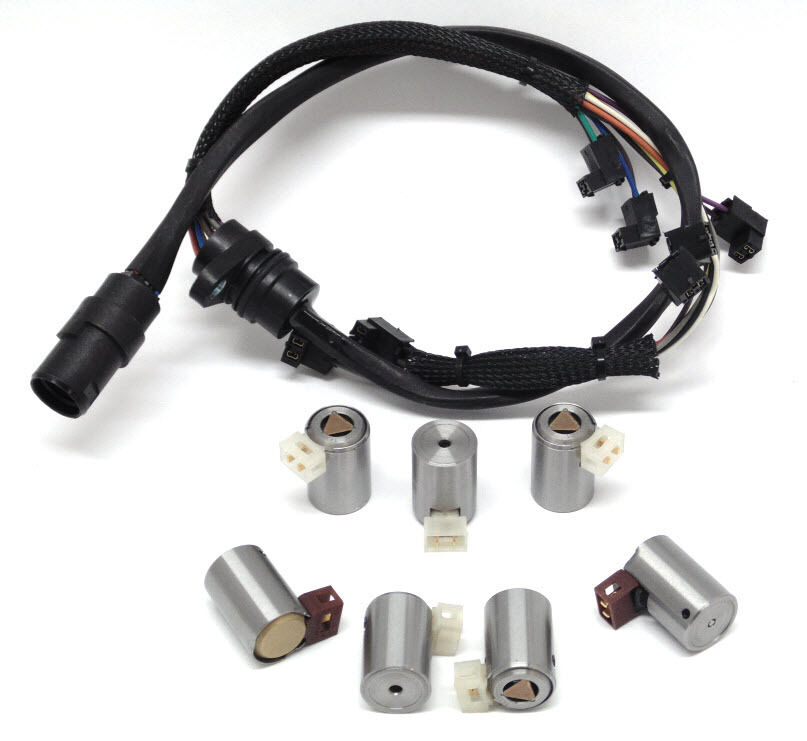 Wiring Harness Volkswagen Jetta : Transmission solenoid set w wire harness vw jetta