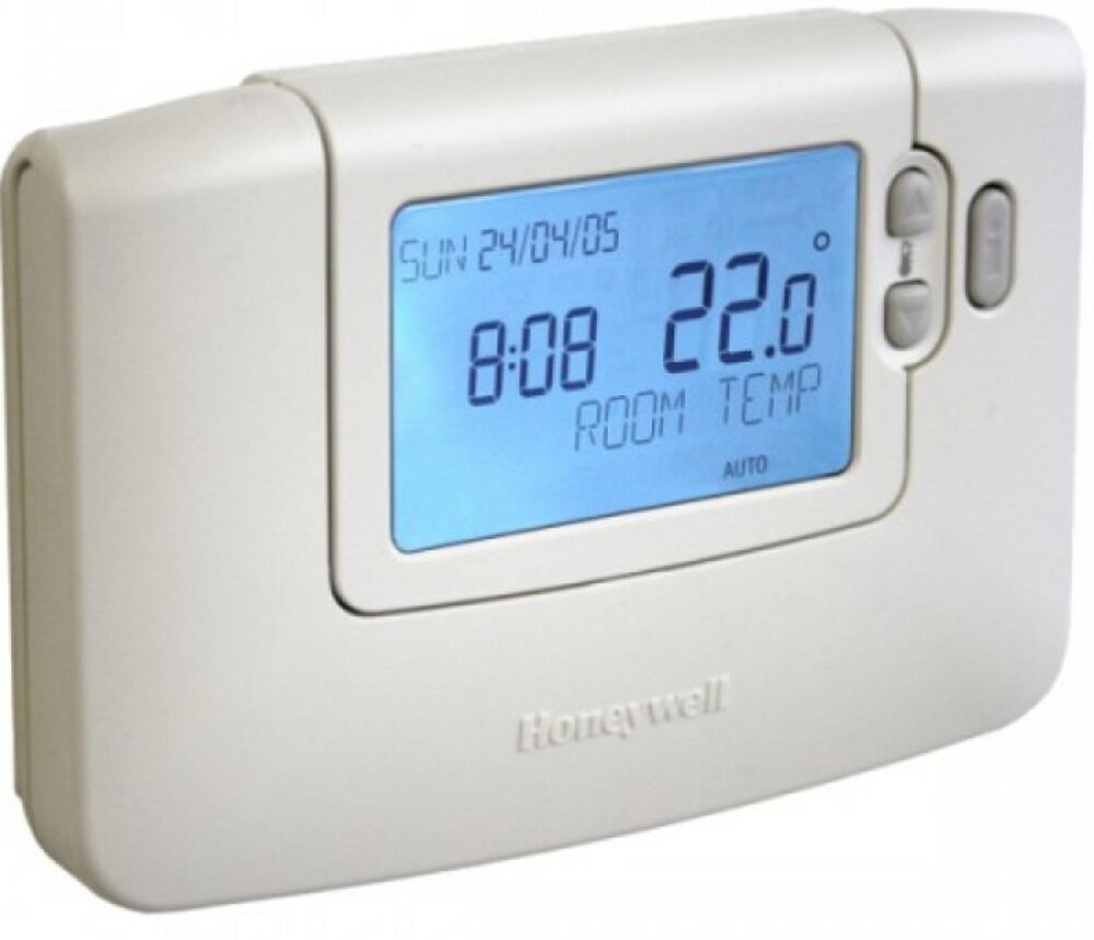 honeywell cm901 24 hour programmable room thermostat. Black Bedroom Furniture Sets. Home Design Ideas