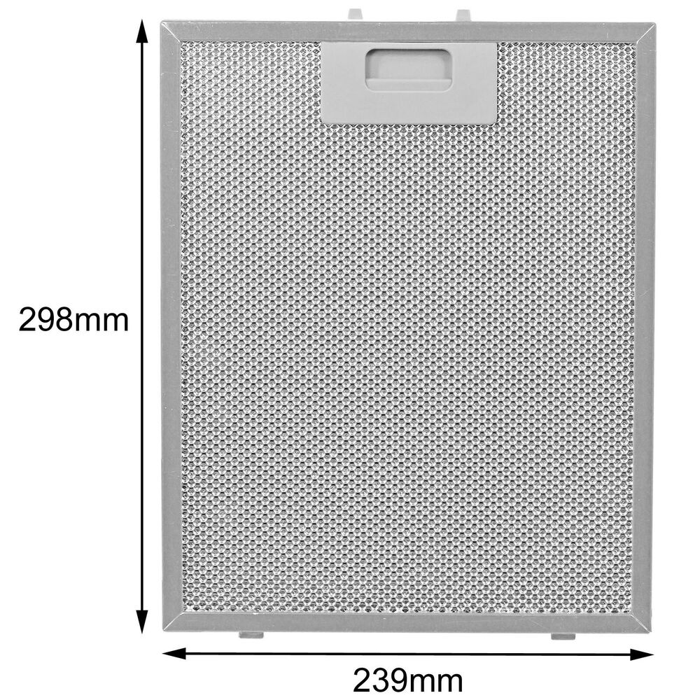 Grease Filters For Cooker Hoods ~ Grease filter for hygena diplomat cooker hood metal vent