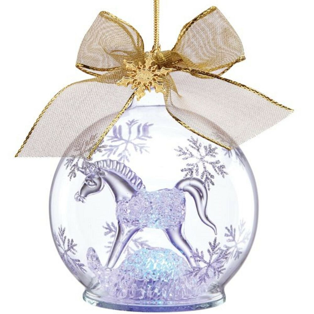 Lenox 2014 Baby's 1st First Christmas Crystal Ornament ...