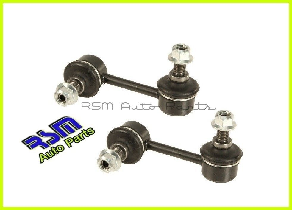 Lancer 08 14 Fwd Rear Sway Bar Link Kit 2pcs Ebay