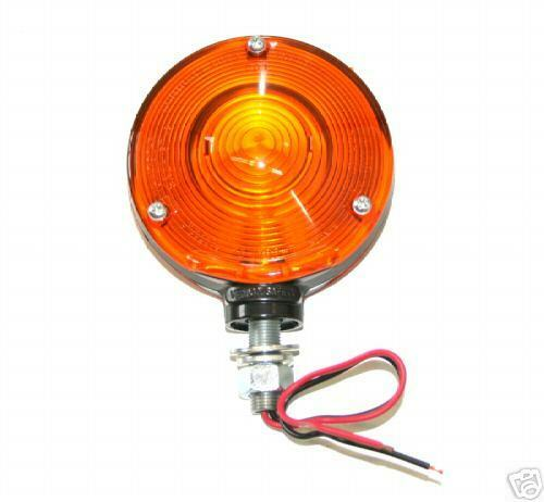 Tractor Headlight Bulb Sizes : Ford tractor fender warning light