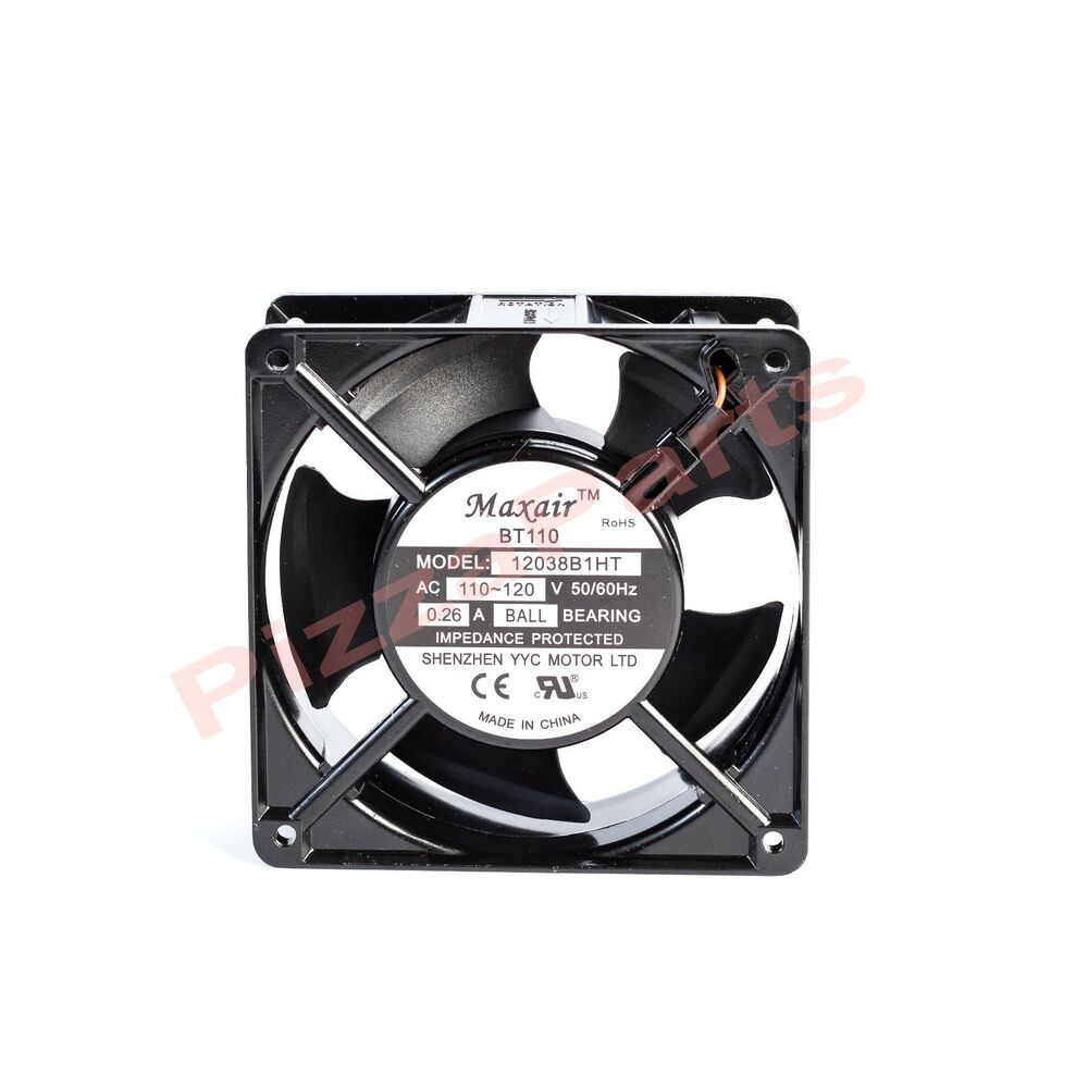 New Control Cooling Fan For Lincoln Impinger Oven 369124
