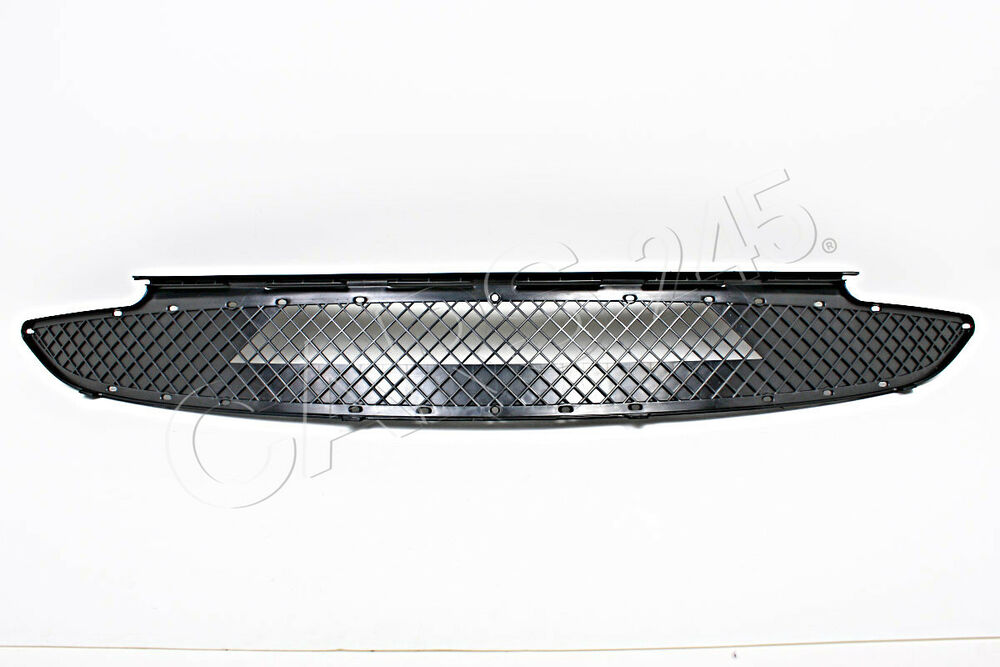 Front Bumper Central Grille Lower Grill Bmw Z4 E85 2002