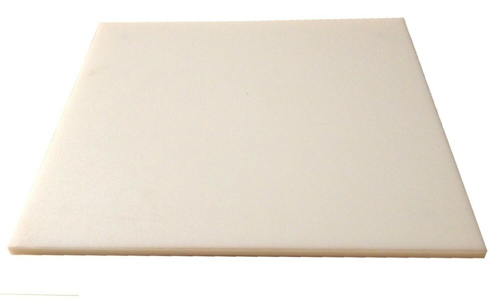 24 x 30 white plastic cutting board 3 4 thick for White cutting board used for