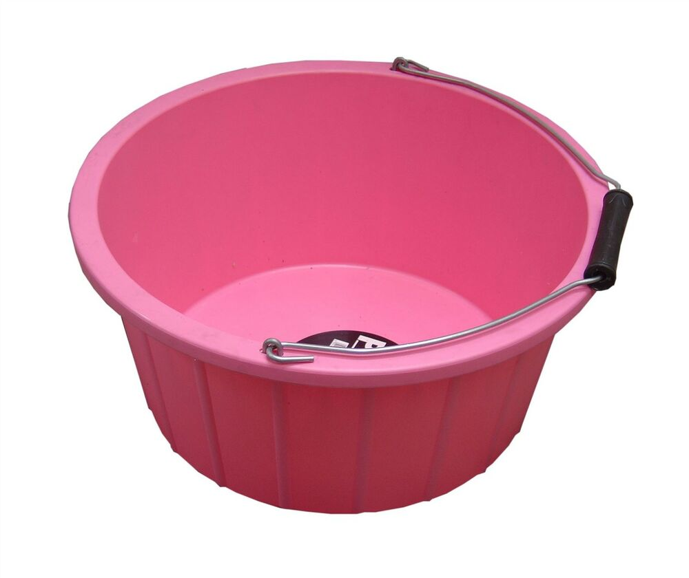 prostable prostable feed bucket equine horse buckets