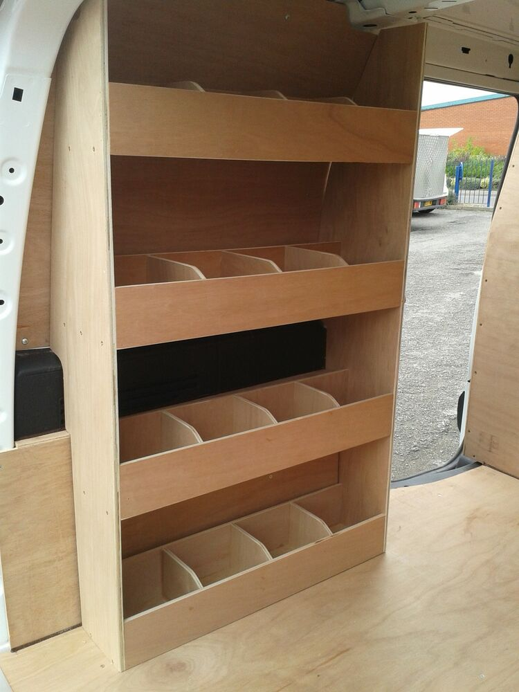 Citroen Berlingo Van Racking Van Shelving N S Storage 2008
