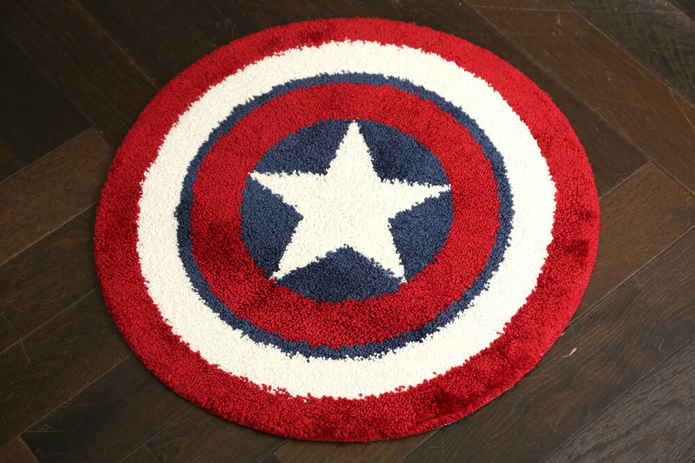 Avengers Rug Home Decor
