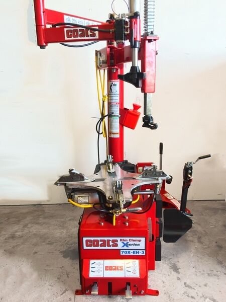 Bead Blaster Tire >> Refurbished Coats Rim Clamp 70X-EH3 Electric w/ Assist Arm ...