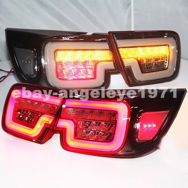 2012-2014 Year For CHEVROLET Malibu LED Tail Lights Rear