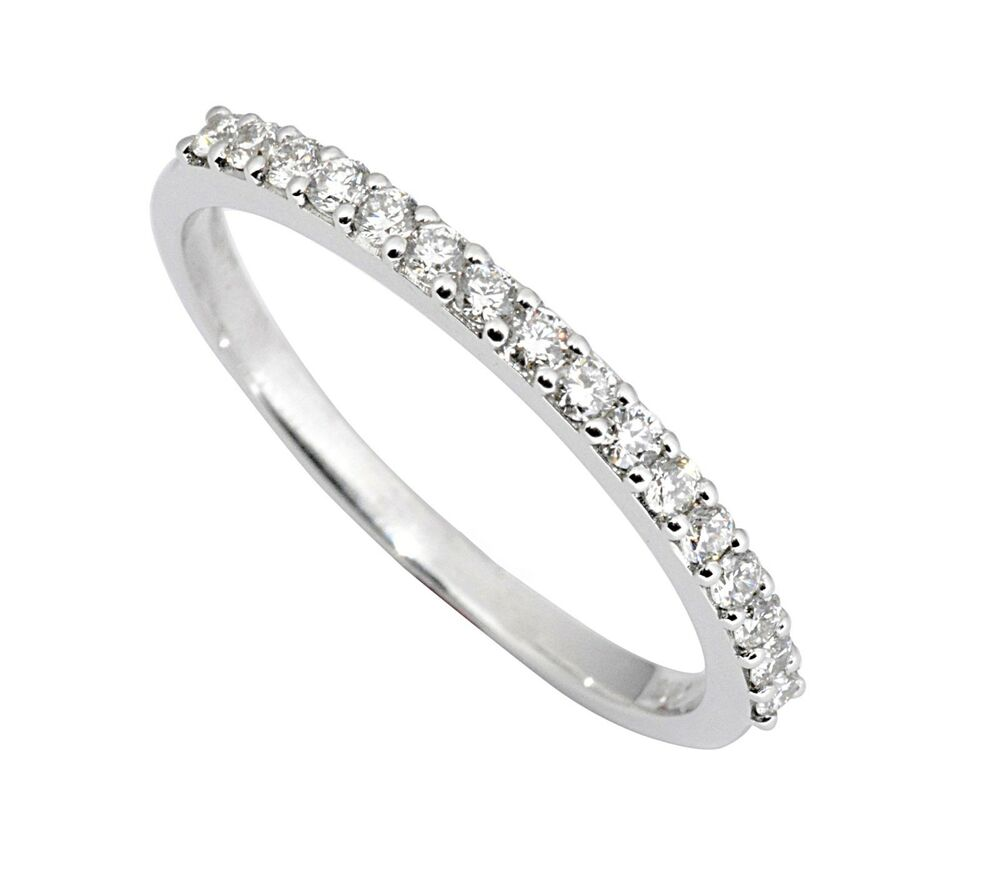 Diamond Wedding Engagement Ring Band 0.25 Carat Women's ...