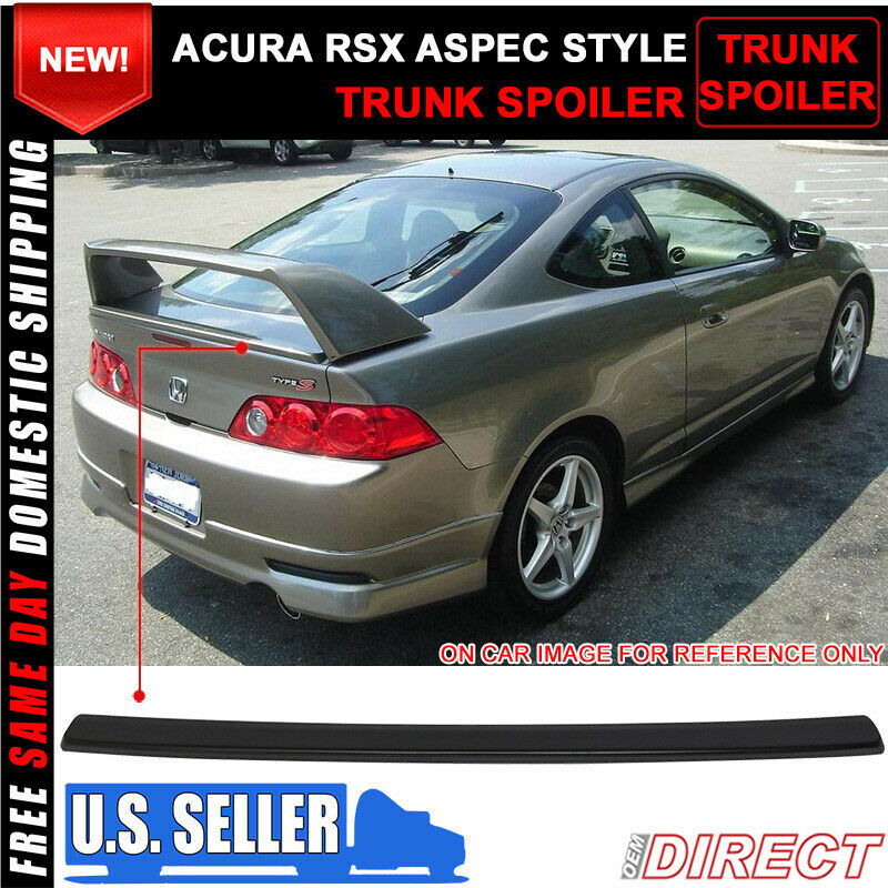02-06 Acura RSX DC5 Aspec Mini Decklid For R Style Trunk