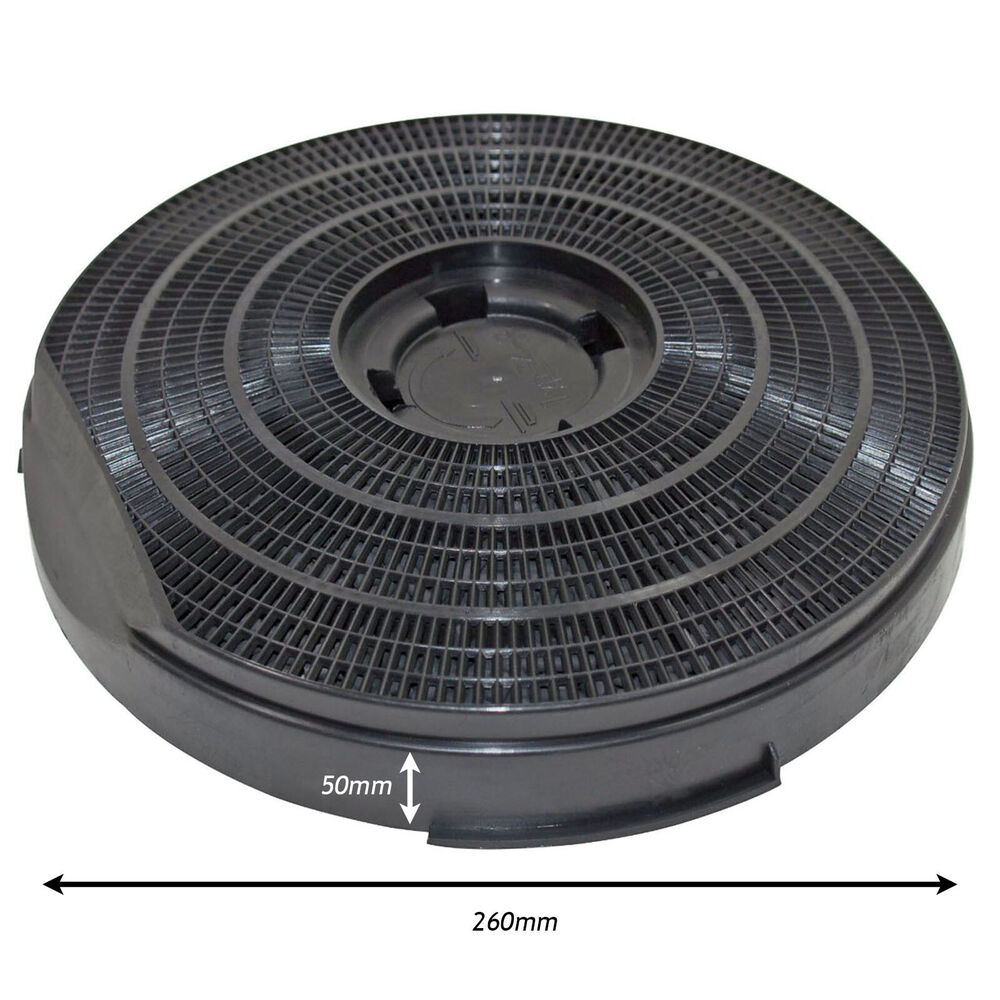 Genuine Philips Whirlpool Charcoal Cooker Hood Carbon